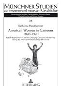American Women in Cartoons 1890-1920