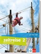 Zeitreise 2. Schulbuch Klasse 8. Differenzierende Ausgabe Hessen