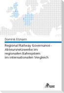 Regional Railway Governance - Akteursnetzwerke im regionalen Bahnsystem im internationalen Vergleich