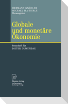 Globale und monetäre Ökonomie