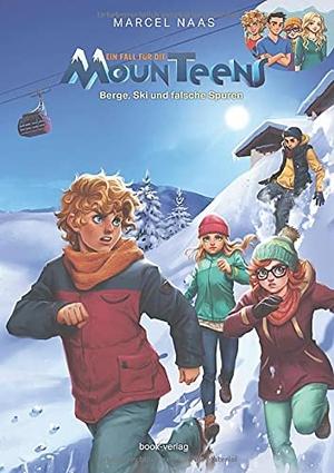 Marcel Naas / Natalie Behle. Berge, Ski und falsch