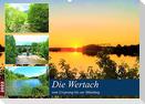 Die Wertach - vom Ursprung bis zur Mündung (Wandkalender 2022 DIN A2 quer)