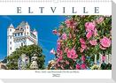 Eltville am Rhein - Wein, Sekt, Rosen (Wandkalender 2022 DIN A3 quer)