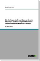 Die Anfänge des Franziskanerordens in Thüringen im Spannungsfeld zwischen Ordensregel und Lebenswirklichkeit