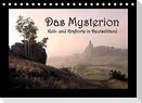 Das Mysterion - Kult- und Kraftorte in Deutschland (Tischkalender 2022 DIN A5 quer)