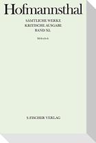 Hugo von Hofmannsthal: Sämtliche Werke