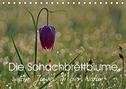 Die Schachbrettblume (Tischkalender 2021 DIN A5 quer)