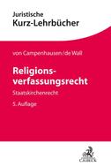 Religionsverfassungsrecht