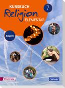 Kursbuch Religion Elementar 7. Schülerband. Bayern
