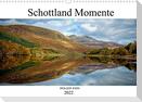 Schottland Momente (Wandkalender 2022 DIN A3 quer)