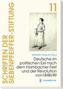 Deutsche im politischen Exil nach dem Hambacher Fest und der Revolution von 1848/49