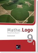 Mathe.Logo 9 I Arbeitsheft Realschule Bayern - neu