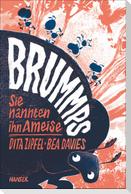 Brummps - Das neue Kinderbuch der Jugendliteraturpreisträgerin 2020