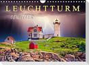 Leuchtturm Gewitter (Wandkalender 2022 DIN A4 quer)
