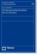 Die Kompensationsfunktion der EU-Finanzen