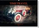 TIMETRAVEL (Wandkalender 2021 DIN A2 quer)