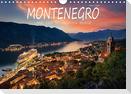 Montenegro - Land der schwarzen Berge (Wandkalender 2021 DIN A4 quer)