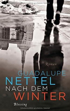 Guadalupe Nettel / Carola Fischer. Nach dem Winter - Roman. Blessing, 2018.