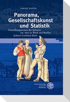 Panorama, Gesellschaftskunst und Statistik
