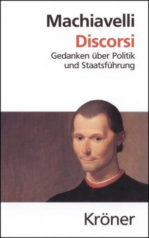 Niccolò Machiavelli / Rudolf Zorn / Herfried Mün