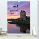 Irland - Landschaft, Religion, Kultur (Premium, hochwertiger DIN A2 Wandkalender 2022, Kunstdruck in Hochglanz)