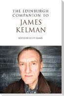 The Edinburgh Companion to James Kelman
