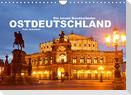 Ostdeutschand - die neuen Bundesländer (Wandkalender 2022 DIN A4 quer)