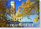 Heimweh nach der Schwäbischen Alb (Wandkalender 2022 DIN A3 quer)