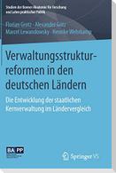 Verwaltungsstrukturreformen in den deutschen Ländern