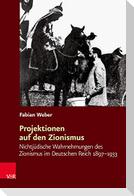 Projektionen auf den Zionismus