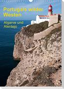 Portugals wilder Westen (Wandkalender 2022 DIN A3 hoch)