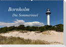 Bornholm - Die Sommerinsel (Wandkalender 2022 DIN A2 quer)