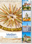 Meißen - bezauberndes Reiseziel (Tischkalender 2022 DIN A5 hoch)