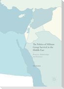 The Politics of Militant Group Survival in the Middle East