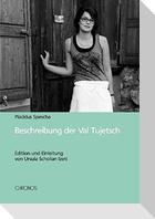 Beschreibung der Val Tujetsch