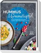 Hummus & Granatapfel