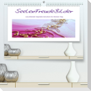 SeelenFreudeBilder - Leuchtende Inspirationsfunken für Deinen Tag (Premium, hochwertiger DIN A2 Wandkalender 2022, Kunstdruck in Hochglanz)