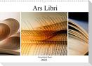 Ars Libri - Kunstwerk Buch (Wandkalender 2022 DIN A3 quer)