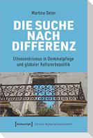 Die Suche nach Differenz