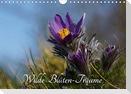 Wilde Blüten-Träume (Wandkalender 2021 DIN A4 quer)