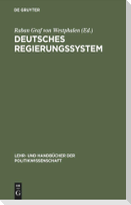 Deutsches Regierungssystem
