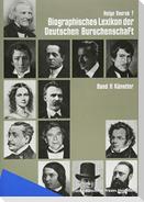 Biographisches Lexikon der Deutschen Burschenschaft. Band II: Künstler