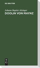 Doolin von Maynz