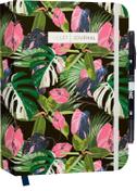 "Bullet Journal ""Jungle Pink"" mit original Tombow TwinTone Dual-Tip Marker 33 black"