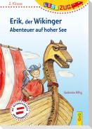 LESEZUG/2.Klasse: Erik, der Wikinger - Abenteuer auf hoher See