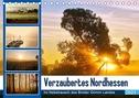 Verzaubertes Nordhessen (Tischkalender 2021 DIN A5 quer)