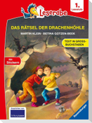 Das Rätsel der Drachenhöhle - Leserabe ab 1. Klasse - Erstlesebuch für Kinder ab 6 Jahren (in Großbuchstaben)