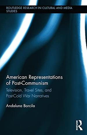 Borcila, Andaluna. American Representations of Pos