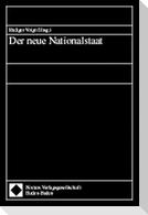 Der neue Nationalstaat