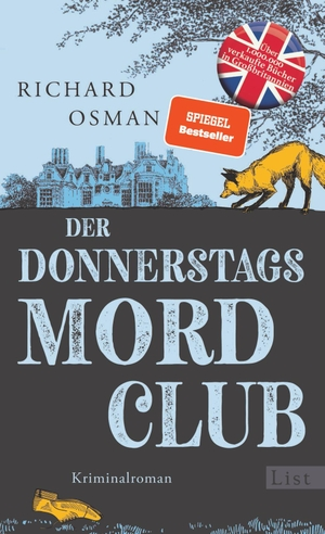 Osman, Richard. Der Montagsmordclub - Kriminalroma